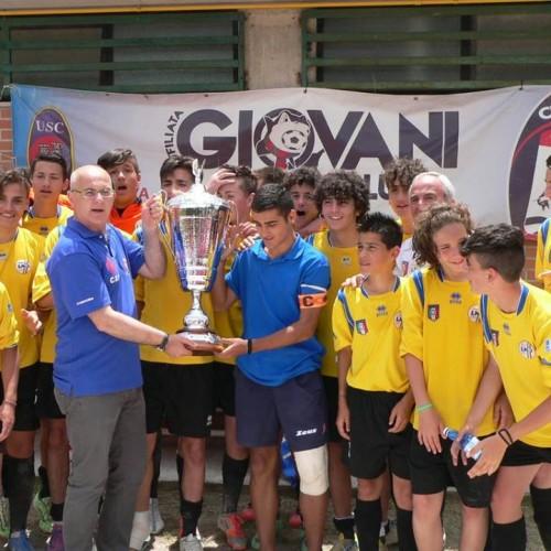 Coppa Pollino, vince la Rapp.va Basilicata