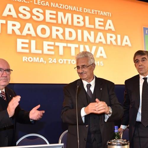 Assemblea Straordinaria: Antonio Cosentino nuovo Presidente della LND