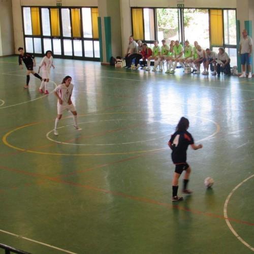 Prima giornata del Campionato Regionale di Serie C Femminile di Calcio a 5