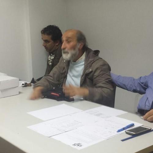 Riunione organizzativa per la Delegazione prov.le di Matera