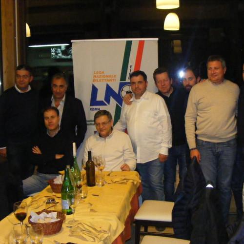 """Presentato il Torneo Ricreativo """"Ristorante da Tuccio"""""""