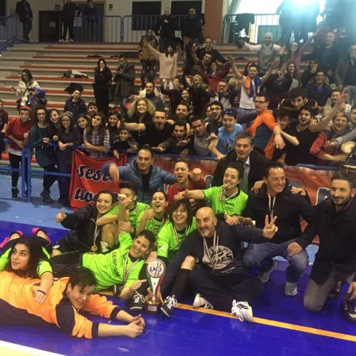 Storico successo del Futsal Episcopia che conquista la Coppa Italia Femminile di Calcio a 5