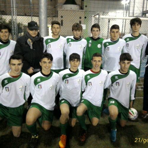 Le Rappresentative Regionali Allievi e Giovanissimi in trasferta a Foggia