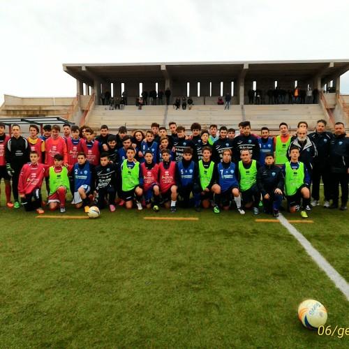 Rappresentativa Regionale Giovanissimi, 1-1 a Santeramo
