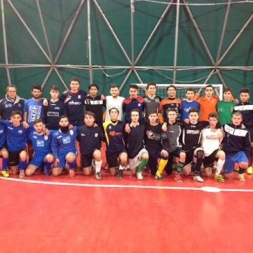 Rappresentativa Regionale Juniores C5, raduno a Potenza