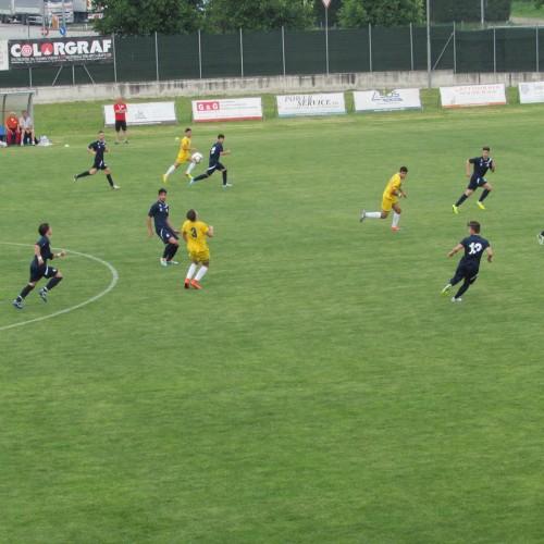 Rappresentativa Juniores Calcio a 11 mercoledì 2 marzo in amichevole a Oppido Lucano