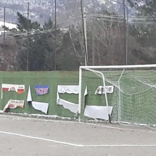 Atti vandalici campo di gioco di Rotonda, ferma condanna del CRB