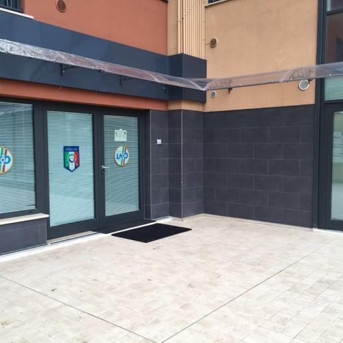 Inaugurazione nuove sedi CRB e SGS