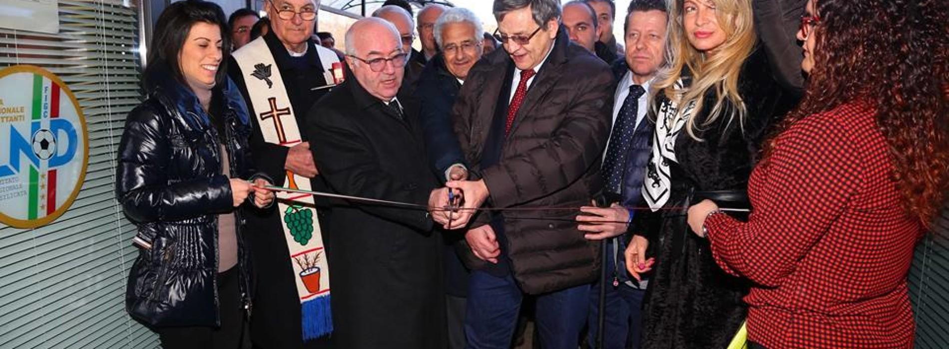 Inaugurate le nuove sedi del CRB e del SGS