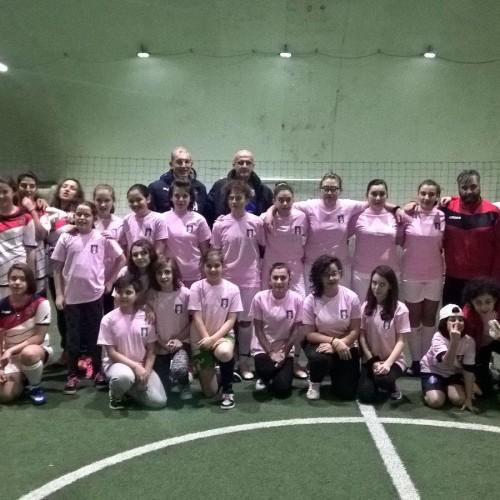 Apertura Centro Sviluppo Calcio Femminile
