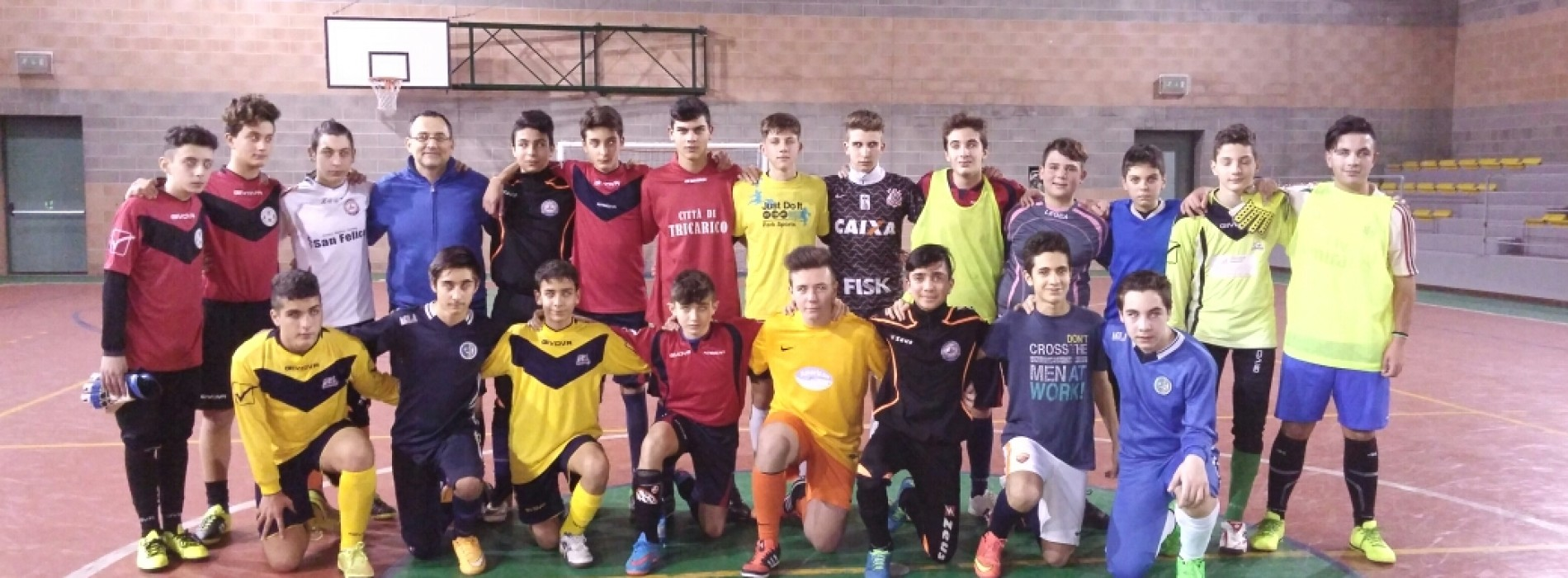 Calcio a 5: Rappresentativa Regionale Giovanissimi a Potenza