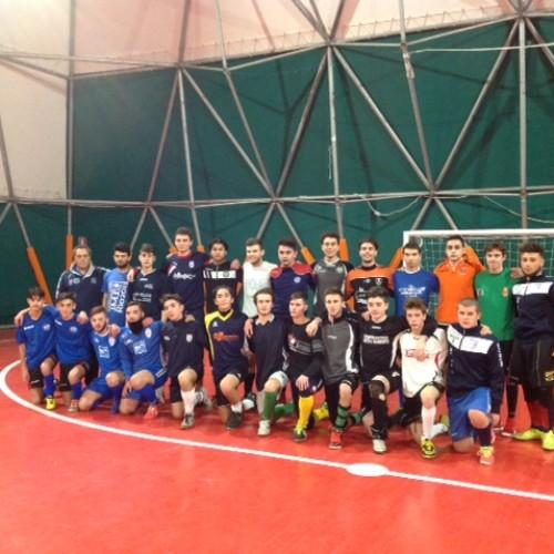 Rappresentativa Juniores C5, raduno a Potenza