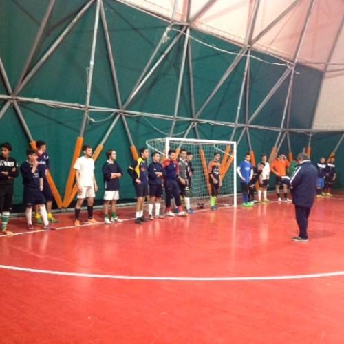 A Pisticci nuovo raduno della Rappresentativa Juniores Calcio a 5