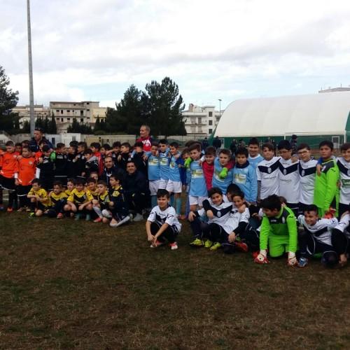 Attivita' di base Delegazione di Matera: Calcio Carnevale 2016