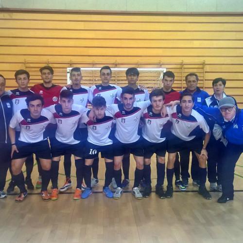 TdR 2016 Calcio a 5: la Juniores si arrende all'Umbria