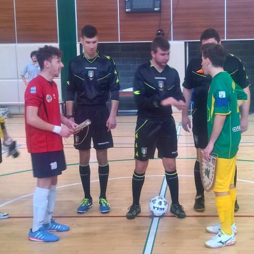 Futsal: al via la Stagione 2017/18 per C/1 e C/2