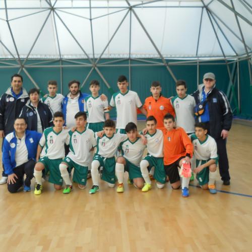 TdR  2016 C5: Lazio troppo forte per i Giovanissimi della Basilicata