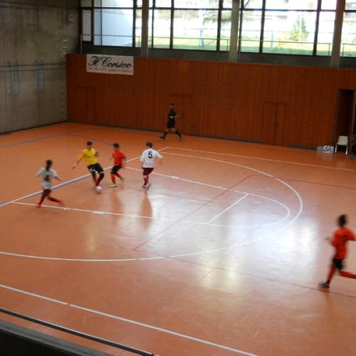Futsal: la Rappresentativa Regionale Femminile in raduno a Pisticci