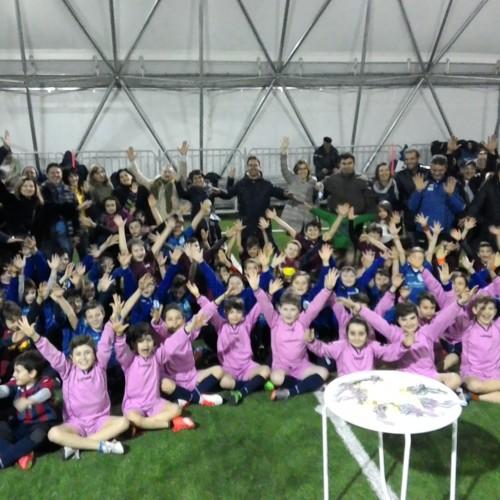 "Attività di Base: ""Pasqua Goal"" a San Cataldo di Bella"