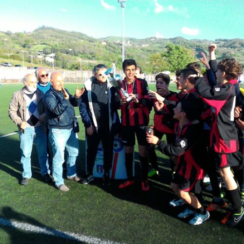 Coppa Provinciale Allievi e Giovanissimi: successi per Pro Calcio Vallenoce e Real Lavello
