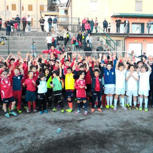 """Attività di Base: """"Primavera Goal"""" a Potenza"""