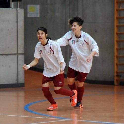 Nazionale Under 17 Femminile di Futsal: due atlete lucane convocate dal CT Menichelli