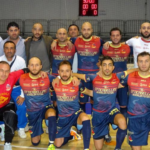 Calcio a 5: il Bernalda promosso in Serie B