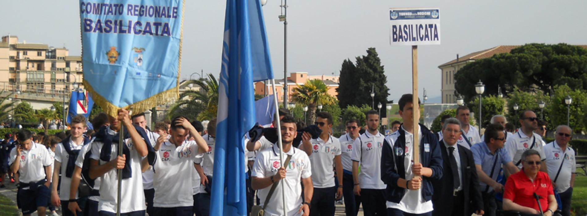 TdR 2016: Le Rappresentative Regionali del Calcio a 11 sono in Calabria