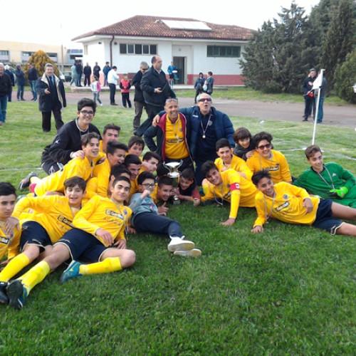 Coppa Provinciale Allievi e Giovanissimi Matera: successi per P.Campagna Bernalda e Virtus Re Leone