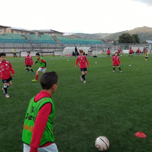 Sei Bravo a…Scuola di Calcio, eventi a Brienza e Atella