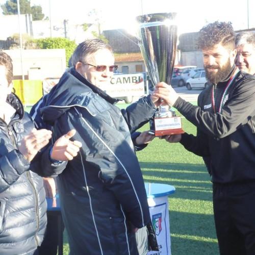 Supercoppa Italia Regionale: la Vultur supera il Real Senise per 1-0