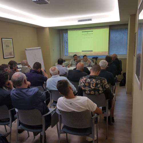 Riunione con le società: CRB e sodalizi lucani verso la stagione 2016/17