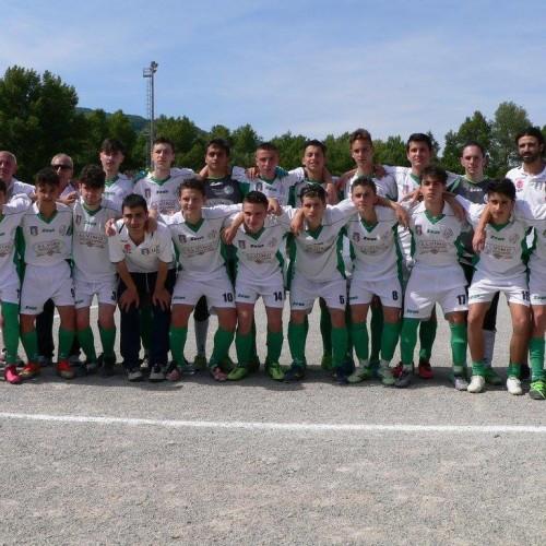 Coppa Pollino: la Rappresentativa Giovanissimi superata in finale dalla Juve Stabia