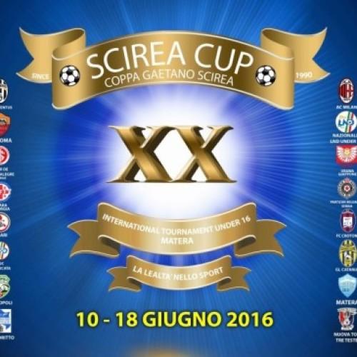 """Torneo """"G.Scirea"""": oggi le semifinali"""