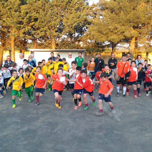 Sei Bravo a…Scuola di Calcio: finali provinciali a Brienza e Atella