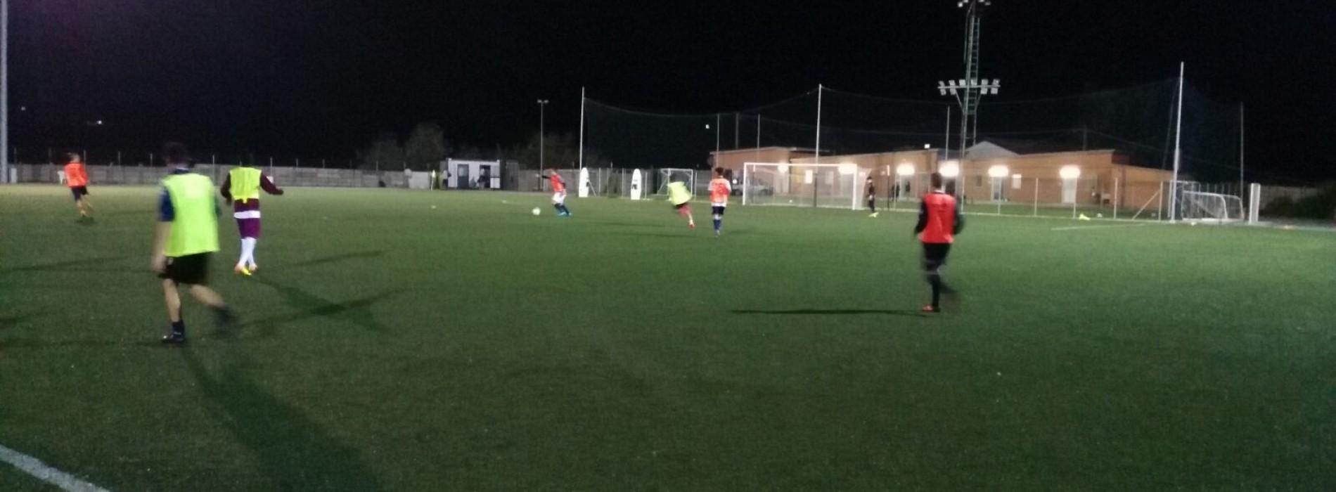 Primi allenamenti ad Avigliano per le Rappresentative Allievi e Giovanissimi