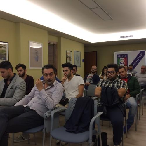 Futsal: incontro organizzativo presso la sede del CRB per le società di C/1