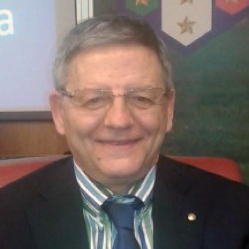 Pietro Rinaldi rieletto, all'unanimità, presidente del CRB per il quadriennio olimpico 2016/2020