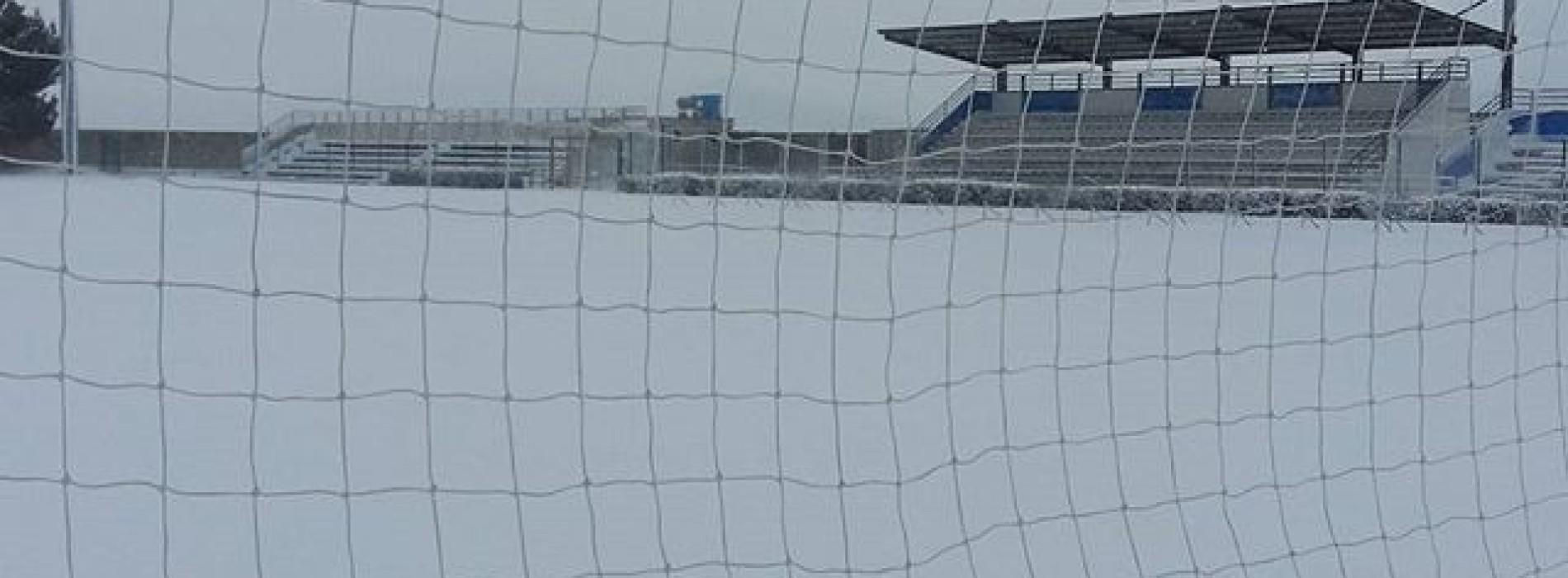 Maltempo: rinviate tutte le gare fino all'11 gennaio