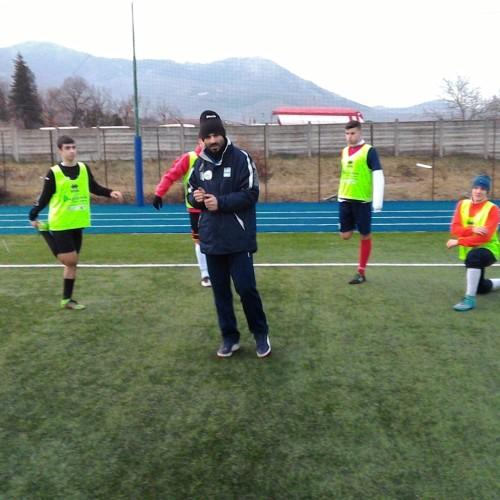 Rappresentativa Juniores, martedì 4 aprile allenamento ad Avigliano