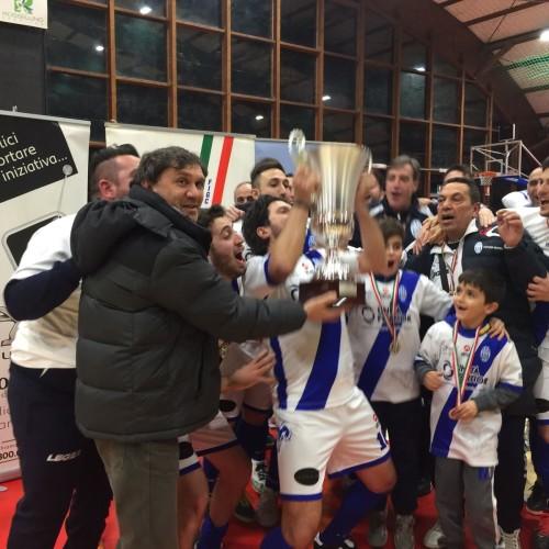 Il Futura Matera vince la coppa Italia regionale C5 maschile