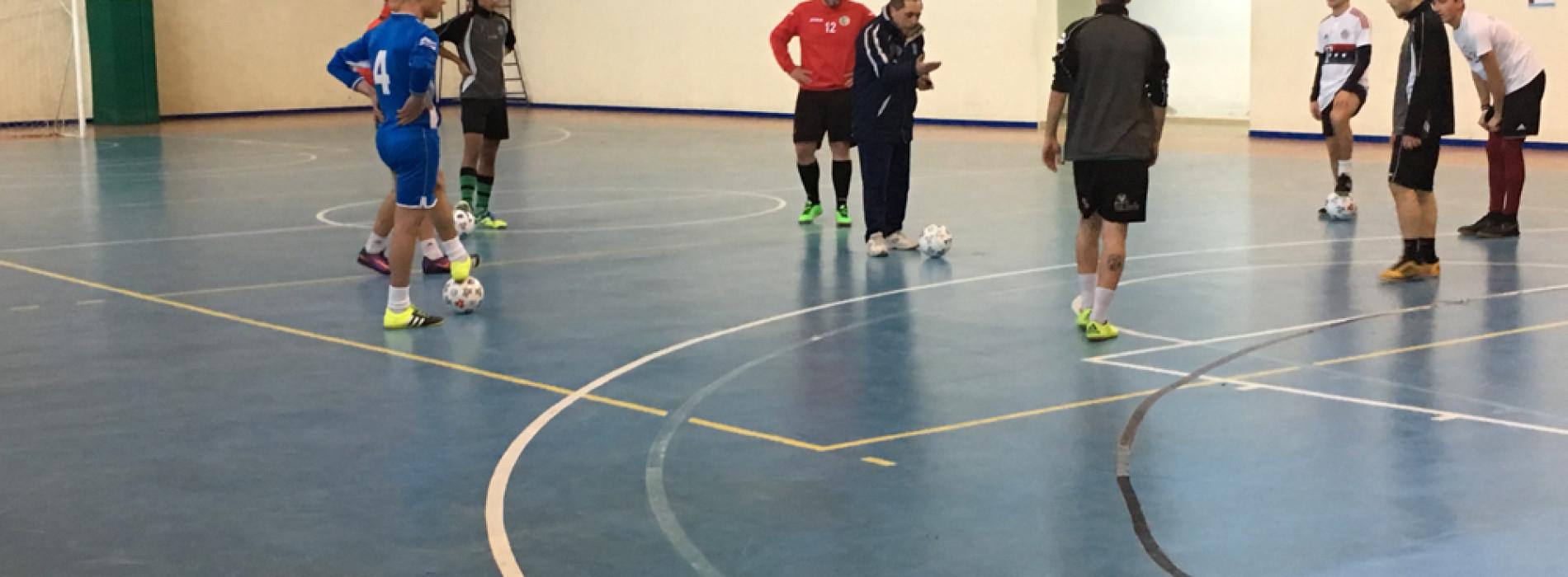 Futsal: Juniores, Femminile, Allievi e Giovanissimi raduni in vista del TdR