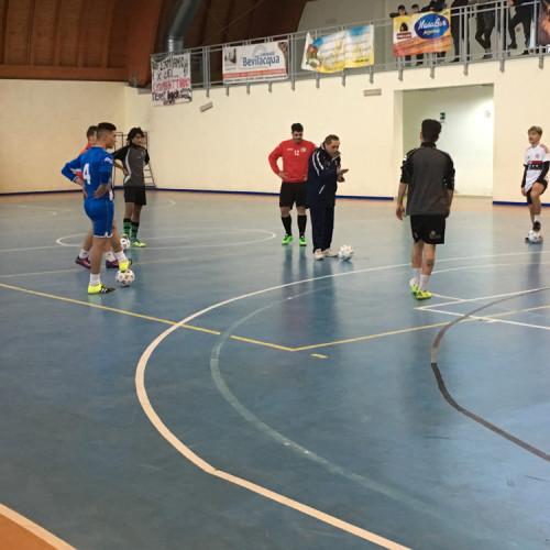 Juniores e Allievi C5: Rappresentative in raduno a Salandra e Pantano di Pignola