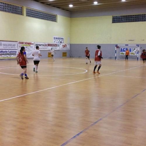 Futsal: Rappresentativa Regionale Femminile in raduno a Salandra