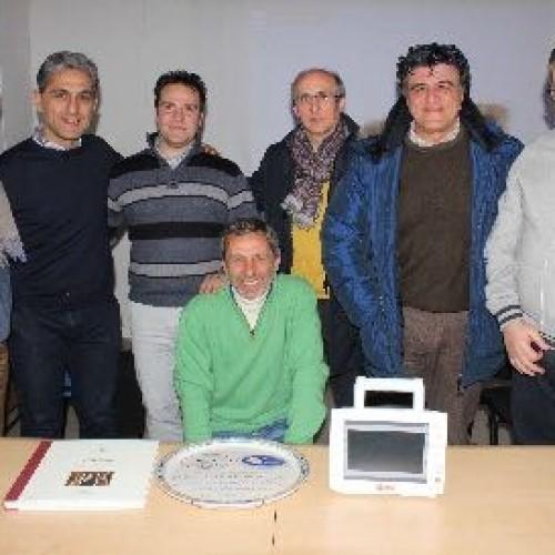 """Calvello, donato un monitor multiparametrico dall'Associazione """"Gian Franco Lupo"""""""