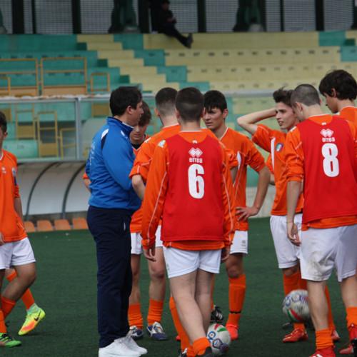 A Picerno nuovo raduno per la Rappresentativa Regionale Giovanissimi di Calcio a 11