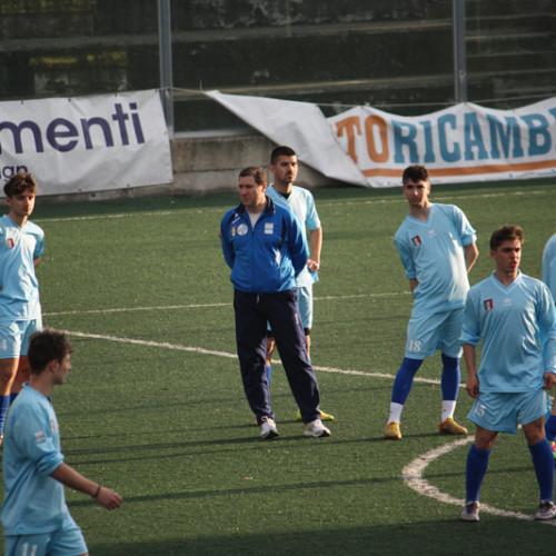 Allievi C11: seduta di allenamento a Montescaglioso