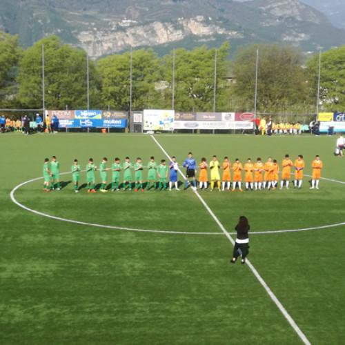 TdR, Giovanissimi: il Lazio supera la Basilicata per 2-0