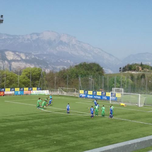 TdR, Allievi: goal ed emozioni, Lazio-Basilicata 3-2