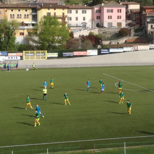 TdR, termina l'avventura dei Giovanissimi, 0-1 con il Molise